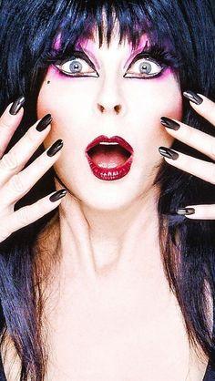 Elvira Mistress Of The Dark Iphone 5s Wallpaper Dark Pictures Tv Horror Cassandra Peterson