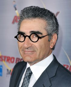 Eugene Levy (December 17, 1946 - ) Canadian actor, comedian, television director, producer, musician, and writer.
