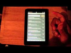 Kindle Fire - How to Send  Receive Emails Here is my latest Kindle video -