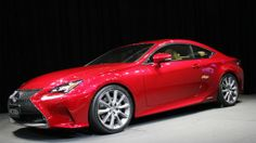 2015 Lexus RC Tokyo Motor Show Picture 600x338 2015 Lexus RC in Tokyo Motor Show, Full Reviews, Images & Video
