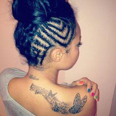 Little Mix's Leigh-Anne Pinnock reveals a new tattoo