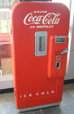 1000 images about vintage soda machines on pinterest sodas pepsi and vending machine. Black Bedroom Furniture Sets. Home Design Ideas