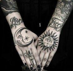 She is a Bookaholic: Inspirations tatoos sun and moon , #bookaholic #inspirations #tatoos