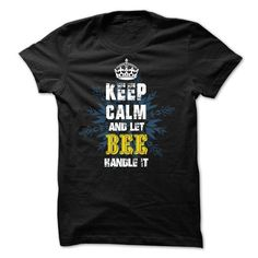 08032203 Keep Calm and Let BEE Handle It #checked shirt #pullover sweatshirt. BUY TODAY AND SAVE   => https://www.sunfrog.com/Names/08032203-Keep-Calm-and-Let-BEE-Handle-It.html?id=60505