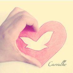 #IurD#pencilcolour#heart