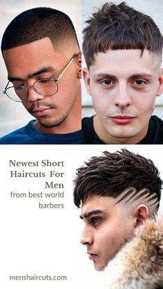 An expert guide to short haircuts for men will help you understand all short hair trends and choose the one that suits you. #menshaircuts #menshairstyles #haircutsformen #hairstyleasformen #shorthaircutsformen #mensshorthaircuts #shorthairmen