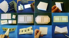 ABC @ BIAD: my easy way of making a case-bound book