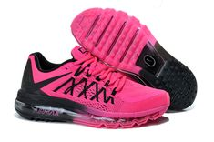buy online ccbde 8f3bb Nike Air Max 2015 black pink Shoes Womens