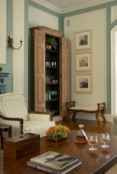 Back Bay Brownstone by Catherine & McClure Interiors
