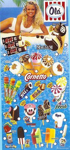 ice cream truck treats!!!