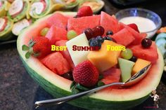 Best Summer Foods Li