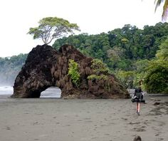 Osa Peninsula, Costa Rica in Travel and Leisure's New Year's Resolution Trips http://www.travelandleisure.com/articles/new-years-resolution-trips