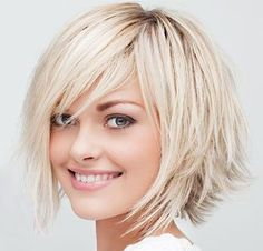 Choppy Bob Hairstyles New Choppy Bob Haircuts For Short Fine Hair Short Hairstyles Short Choppy Haircuts, Shaggy Bob Haircut, Bob Haircut For Fine Hair, Short Bob Hairstyles, Medium Haircuts, Layered Hairstyles, 2015 Hairstyles, Razor Cut Hairstyles, Shag Bob