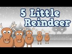 Christmas Songs for Preschool Kids - PreKinders