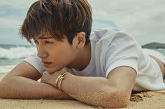 New k-drama prince Park Hyung-sik invites you to the beach: omonatheydidnt — LiveJournal Park Bo Young, Strong Girls, Strong Women, Asian Actors, Korean Actors, Korean Idols, K Pop, Park Hae Jin, Park Hyung Sik Hwarang