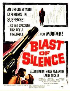 Blast of Silence - Poster 4