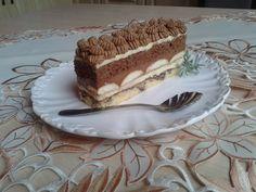 Condensed Milk Cake, 3d Cakes, Sponge Cake, Pavlova, Macarons, Nutella, Tiramisu, Dessert Recipes, Food And Drink