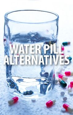 Do you take a water pill to lose weight quickly? Dr Oz said that there could be health risks associated with that, and he recommended natural alternatives. Health Facts, Health Tips, Health And Wellness, Natural Health Remedies, Natural Cures, Best Weight Loss Pills, Alternative Health, Alternative Medicine, Dr Oz