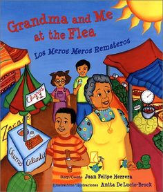 50 Bilingual and Spanish/English Integrated Children's Books