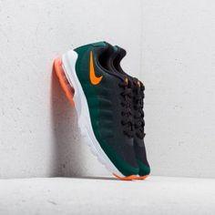 Nike Air Max Invigor Print (GS) Rainforest/ Cone-Oil Grey-White Grey And White, Nike Free, Nike Air Max, Sneakers Nike, Oil, Shoes, Fashion, Nike Tennis, Moda