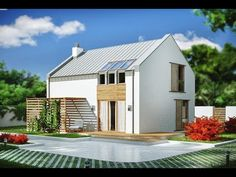 """""""Z229"""" (96 m²) An Energy Saving House With a Large Utility Room and Comf..."""