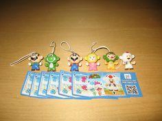 "Komplettsatz Twistheads 2016 "" Super Mario "" inklusive alle 6 Beipackzettel   eBay"