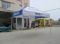 Screen Printing iron Frame Promotional Tent 2x3m 4