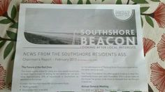 Here in Southshore you dont just get news from the horses mouth!