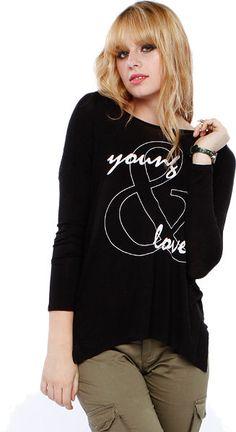 #papayaclothing.com       #love                     #Papaya #Clothing #Online #YOUNG #LOVE #GRAPHIC     Papaya Clothing Online :: YOUNG & LOVE GRAPHIC TOP                            http://www.seapai.com/product.aspx?PID=1845750