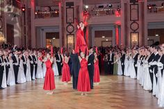 HOFBURG Silvesterball - Eröffnung Festsaal, © HOFBURG Vienna, Foto Fayer