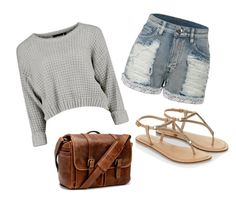 """""""Untitled #47"""" by corbittraheem ❤ liked on Polyvore featuring beauty, LE3NO, Accessorize and Brixton"""