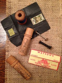 Vintage sewing notions on Etsy, $12.50