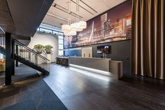 Interior design for the study of Aeronautical Services, Hospitality & Tourism – Design Is … Award People's Choice