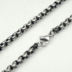 3 Nyheter! 1 armband, 1 halsband o 1 hänge, alla i rostfritt stål. Alltid skoj med något nytt!