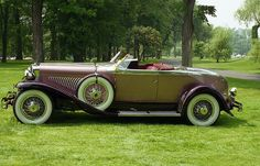 1929 Duesenberg Murphy boat tail speedster, via Flickr.