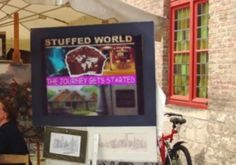 Stuffed World http://www.amazon.com/dp/B01ACNZ95K When you see a new book that makes you understand that you will love it, #StuffedWorld