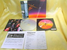 CD/Japan- SUPERTRAMP Famous Last Words w/OBI mini-LP RARE SHM-CD UICY-93615 #ProgressiveRockPopRock