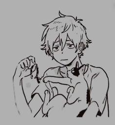 Manga Bl, Anime Manga, Iphone Wallpaper App, Aesthetic Iphone Wallpaper, Obito Kid, Manhwa, Shounen Ai, Cute Anime Character, Doujinshi