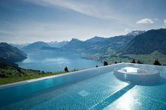 Villa Honegg - Ennetbürgen, Switzerland