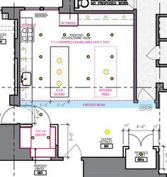Kitchen Lighting Layout sample kitchen elevations | shop drawings | pinterest | kitchens