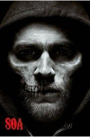 Sons of Anarchy - Jax - Skull