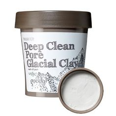 Goodal Wash Up Deep Clean Pore Glacial Pack – Glow Recipe