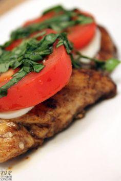 Gluten Free Bruschetta Chicken | ShutUpImMakingSomething.com