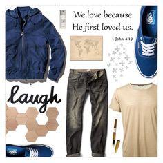 """Men's Fashion"" by salihovic-nihad ❤ liked on Polyvore featuring Berluti, MANGO MAN, Balmain, Vans, Trademark Fine Art, Dot & Bo, S.T. Dupont, Giorgio Armani, men's fashion and menswear"