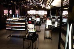 Sephora, Meatpacking District, NYC (not all fixtures/units shown were produced by Array)