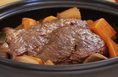 Beef pot roast - one to try