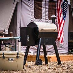 Always invite a Traeger to elk camp.