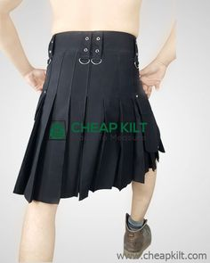 Cargo Kilt with large pockets is a great addition in Modern Kilt collection of cheap kilt, having contrast colors stitching add visual appeal to the design, fashionable and useful. This Cargo Kilt is made up of cotton. Spartan Men, Cheap Kilts, Kilts For Sale, Modern Kilts, Utility Kilt, Tartan Kilt, Men In Kilts, Silver Buttons, Ballet Skirt