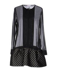 RED VALENTINO Short dress. #redvalentino #cloth #dress #top #skirt #pant #coat #jacket #jecket #beachwear #