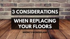 3 Considerations When Replacing Your Floors Twin Boys, Review Fashion, Consideration, Floors, Wonderland, About Me Blog, Home Tiles, Toddler Twins, Flats